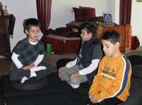 Budismo para niñlos y adolescentes