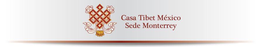 Casa Tibet Mxico sede Monterrey